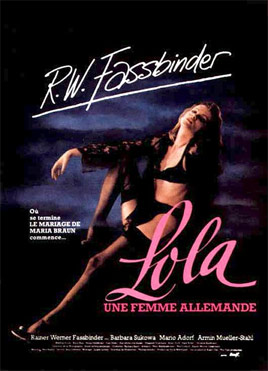 Lola, une femme allemande