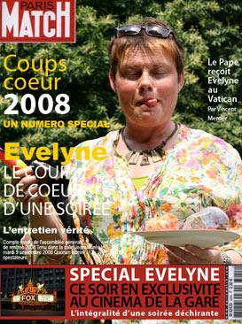Coup de coeur d'Evelyne
